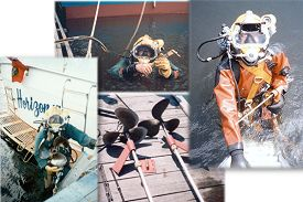 Mobile Propeller Service for Boaters and Marinas